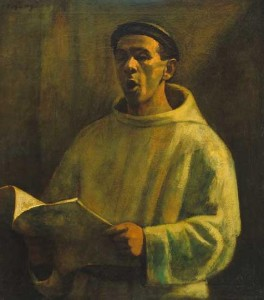 Czigány_The_Singing_Monk