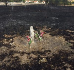 Virgin-Mary-Statue-is-Left-Miraculously-Intact-After-Fire-Photo-2